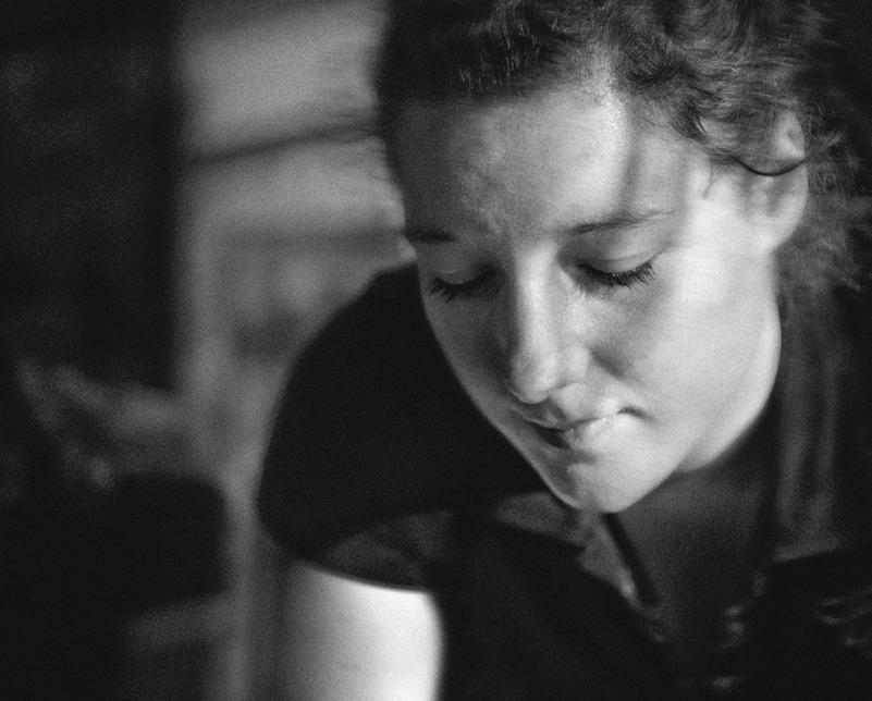foto progetto Alfonsina Strada di Ilona Kamps