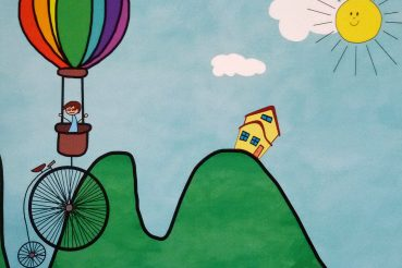 storia della bicicletta per bambini