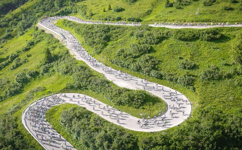 Maratona delle Dolomiti blog Ladra di biciclette di Mariateresa Montaruli