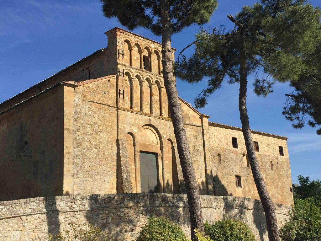 Via Francigena in bicicletta: ostello Siferico Gambassi