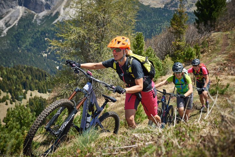 mountain bike piace alle donne Elena Martinello