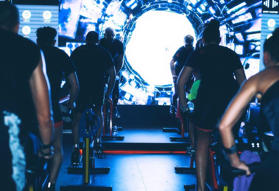 Spinning Revolution by Virgin Active