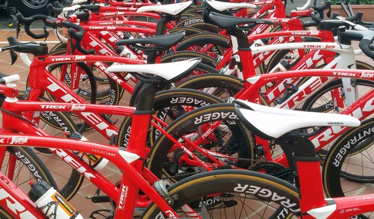 training camp trek segafredo