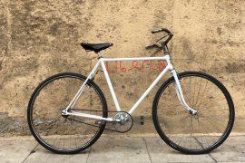 Bicicletta artista Libertà blog Ladra di biciclette Mariateresa Montaruli