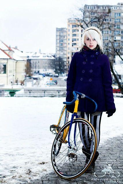 rapporto sulla mobilità Ladra di biciclette
