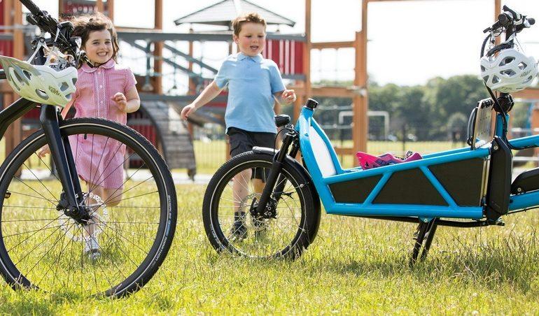 bici elettrica familiare blog Ladra di biciclette di M.Montaruli