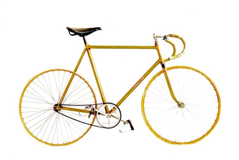 Favola sulla bicicletta: la bici di Fausto Coppi