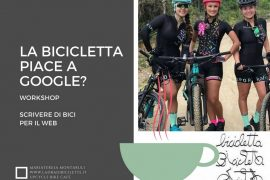 Milano Bike City workshop La bici piace a Google di Mariateresa Montaruli