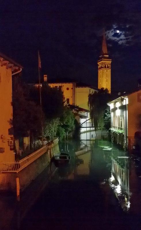 Canali di Sacile sul fiume Livenza