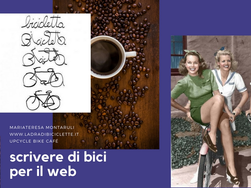 Milano Bike City workshop di Mariateresa Montaruli La bicicletta piace a Google?