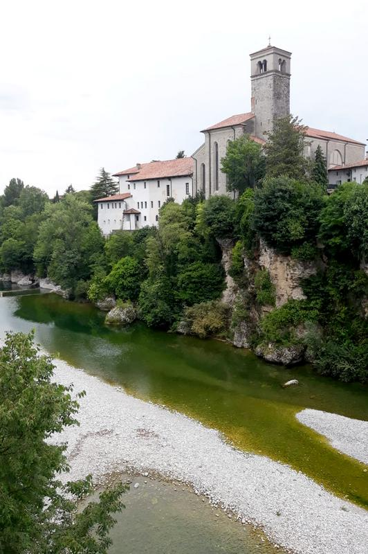 Borgo sul fiume Natisone di Mariateresa Montaruli