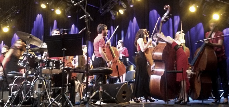 festival di jazz a marciac concerto di Stacey Kent
