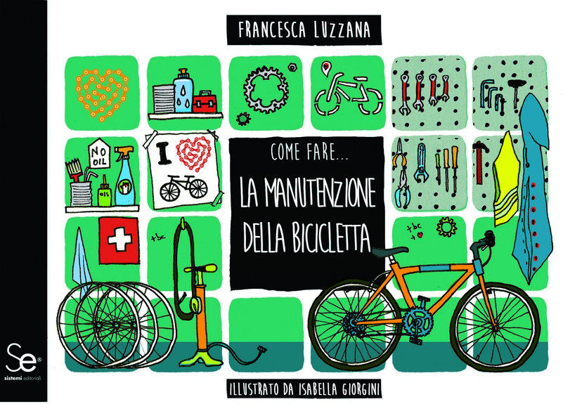 manutenzione della bici