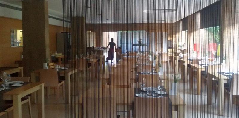 ristorante Moli del Mig Catalogna di Mariateresa Montaruli