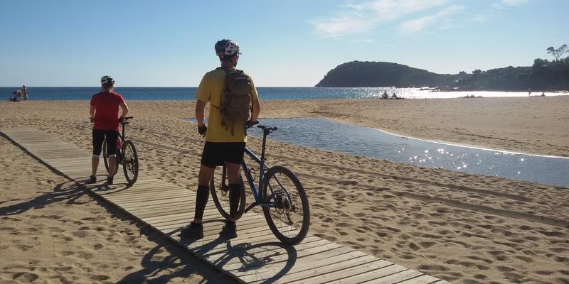 spiaggia di Es Castell Catalogna di Mariateresa Montaruli