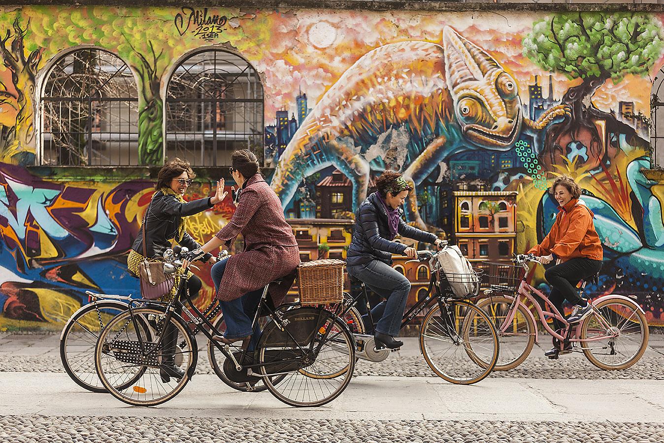 Blog sulla bici al femminile