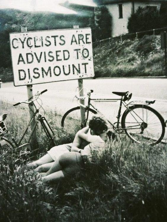 sesso dopo la pedalata