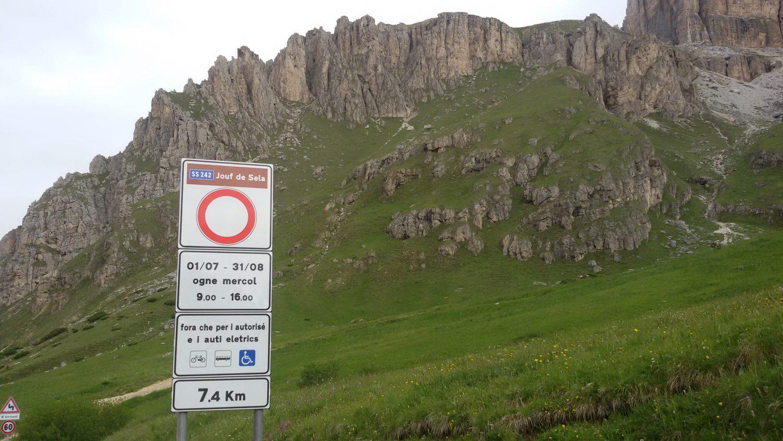 Maratona delle Dolomiti Passo Sella
