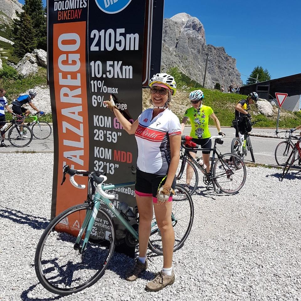 Dolomites Bike Day Passo Falzarego