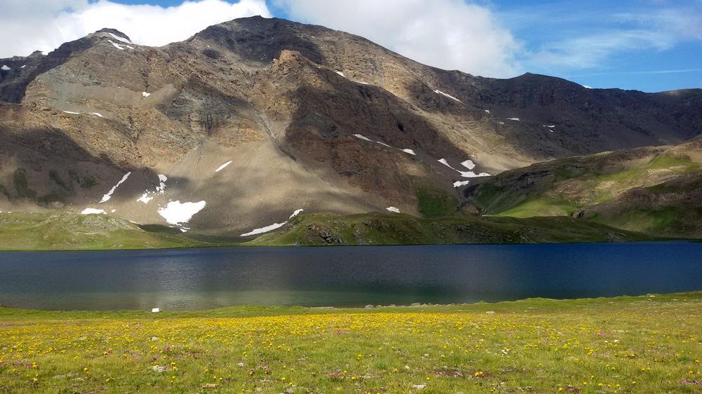 praterie alpine colle del Nivolet