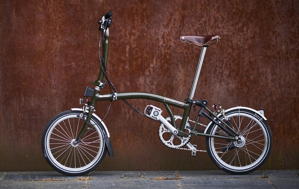 Cosmobike novità Brompton bici