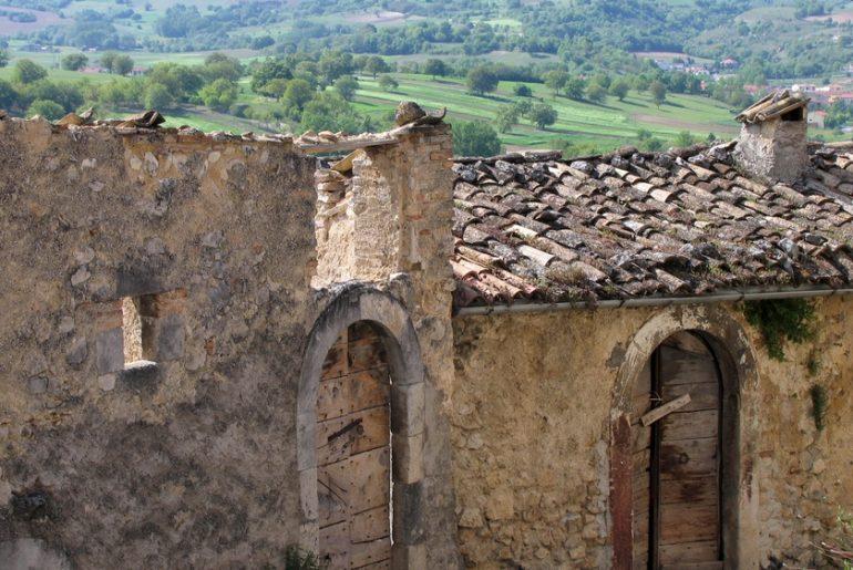 pista ciclabile spoleto norcia borgo abruzzo