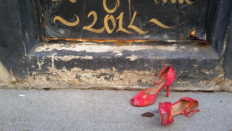 scarpette rosse giornata contro la violenza sulle donne
