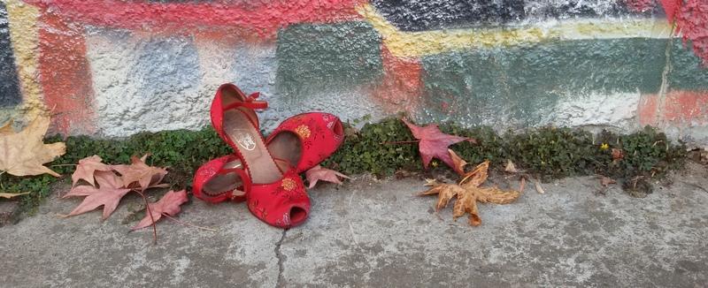 scarpette rosse giornata contro la violenza sulle donne mariateresa montaruli