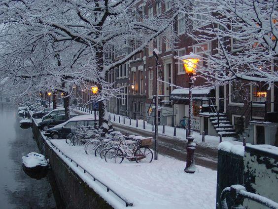 bici sotto la neve articolo Strava blog Ladra di biciclette