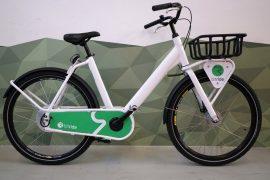 bici elettrica Bitride bike sharing in modalità free floating in test a Milano