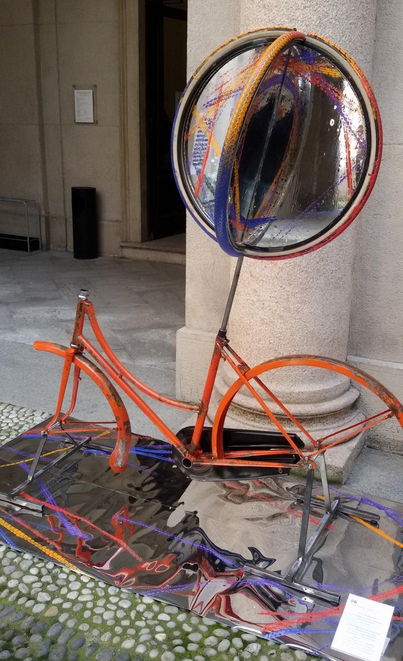 biciclette Fuorisalone 2018