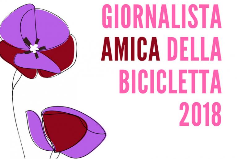 giornalista amica della bicicletta 2018: Mariateresa Montaruli