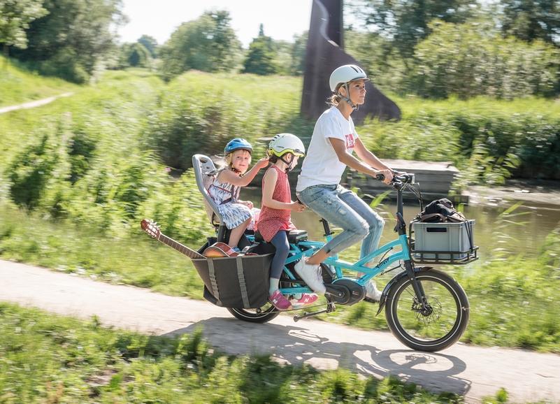 bici elettrica familiare GDS Tern