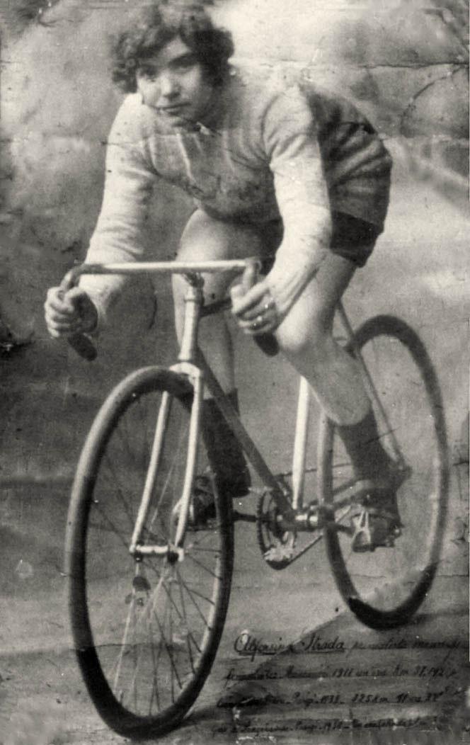 Il Giro di Paola Gianotti: foto di Alfonsina Strada
