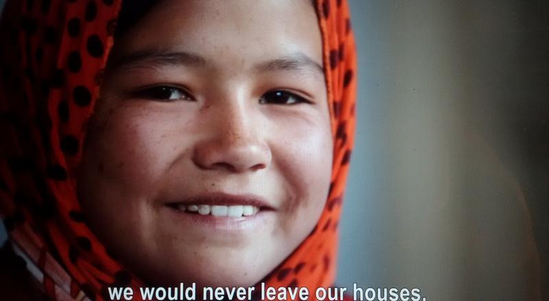 afghan cyclese documentario su Ladra di biciclette