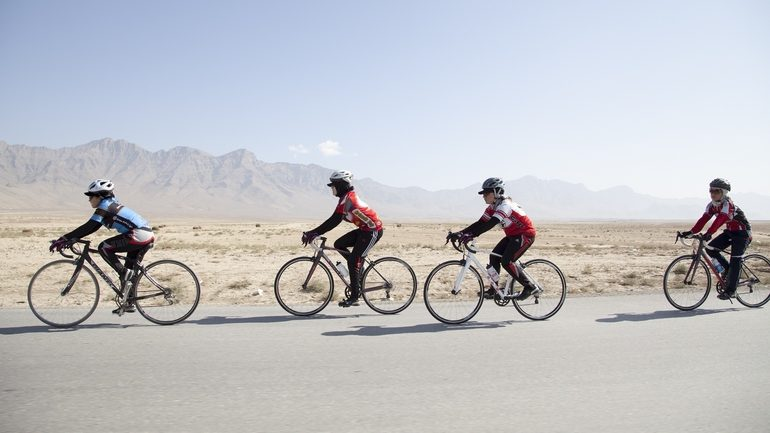 Afghan Cycles il documentario sul ciclismo femminile in Afghanistan