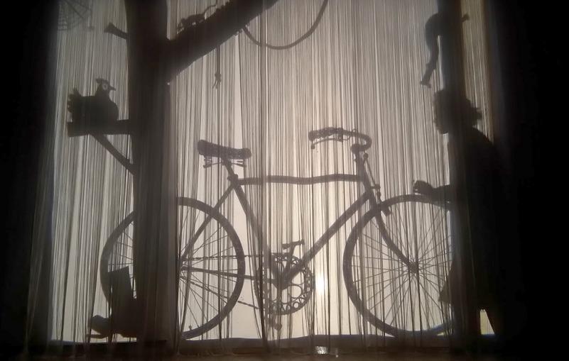 Ruote Rosa spettacolo su Alfonsina Strada