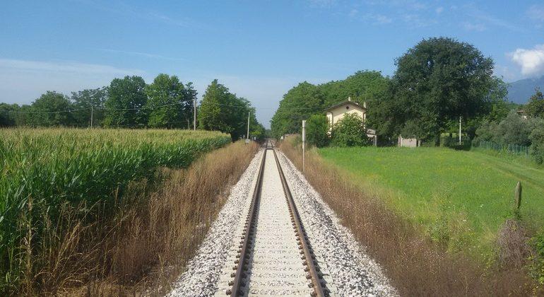 La ferrovia Sacile Gemona collegata alla FVG3
