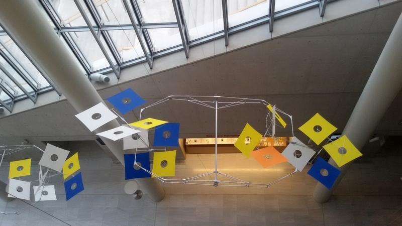 Le opere scultoree all'interno dell'Opera Nazionale