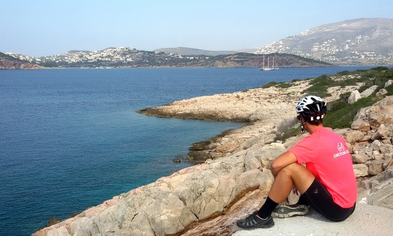 costiera da Atene a Capo Sounio