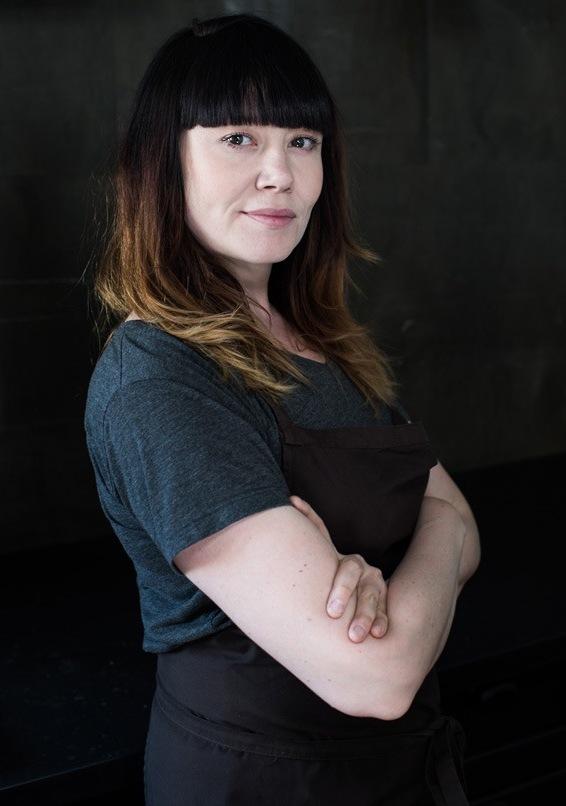 Hannah Grant autrice di Grand Tour Cookbook alimentazione per ciclisti