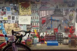 bicicletta solidale: la ciclofficina dello spazio SO di Milano