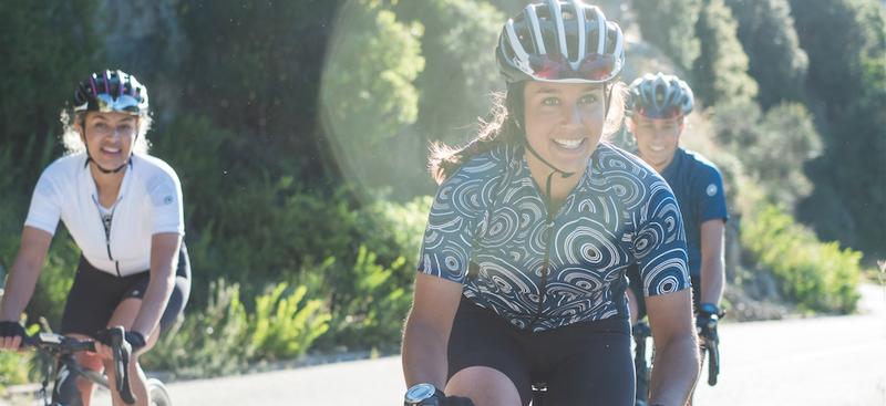 assos nuova maglia da ciclista donna grandi distanze