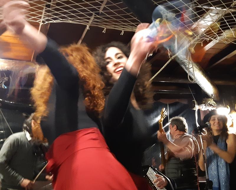 danze tradizionali abruzzesi