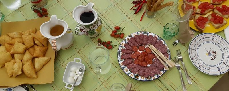 merenda tipica abruzzese