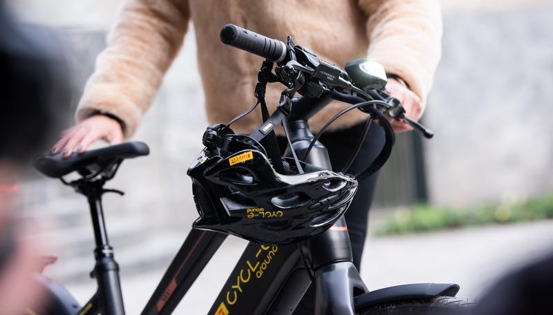bicicletta elettrica Stromer
