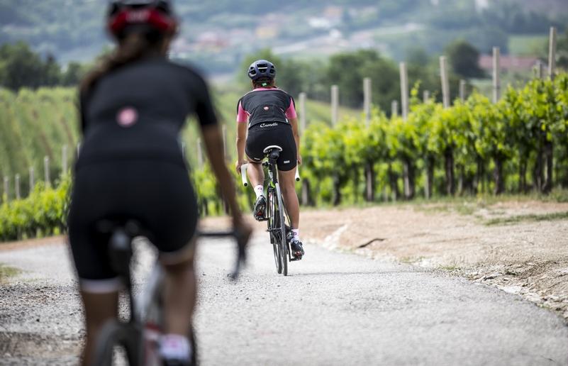 abbigliamento ciclistico femminile: la collezione Castelli 2019