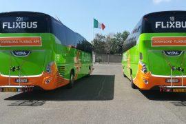 portabici su autobus FlixBus a favore del cicloturismo
