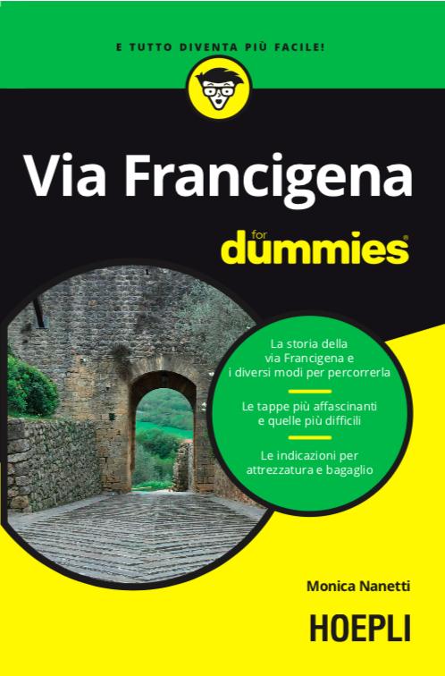 copertina Via Francigena for Dummies