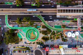 città più ciclabili: il progetto di Xiamen presentato alla Biennale di Architettura di Amsterdam